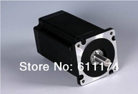 FL86STH156-4208B 2phase hybrid stepper motor Double axis 12Nm(120kgf) Stepper Motor with 8 head wires