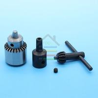 mini electric drill grinding folder 0.3-4MM drill chuck even small sets of DIY precision chucks fit Drill shaft diameter  5mm