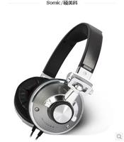 Somic SC308 Music Headphones Headband Stereo Headset Professional Ears Independent Adjust Volume