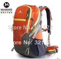 Free shipping Outdoor sport bag travel backpack climbing backpack schoolbag climb knapsack hiking backpack camping packsack 40L