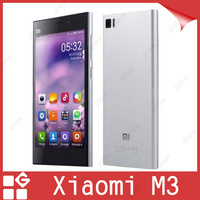 "Original In Stock !!! 5"" Xiaomi M3 64Gb WCDMA Phone Qualcomm 2.3GHz Quad Core Android 4.2 2GB/64GB Dual Camera 13.0Mp 3050mAh"