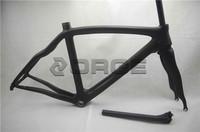 Top selling Toray carbon bicycle frame 3K Aero frame bike di2 1K matte Chinese carbon road bike frame
