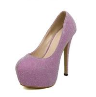 2014 women's shoes female high-heeled zapatos platform thin heels sweet wedding schuhe sexy high heels tacones princess 8