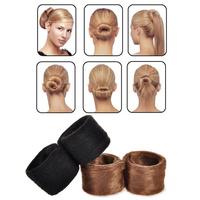 Hot Sale Fashion Hair Band Hair Accessories Hairpin Bun Tail Hairagami Brand New Free Shipping