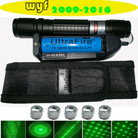 10000mw Super green Laser Pointers Flashlight Combustion Lgnition / Cutting /Irradiate 6000m,18650 battery + charger + Holster