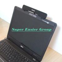 Slim Digital Speaker Black 2014 Mini Media Music Box Sound Bar Wired USB Powered For PC Laptop Notebook Computer Accessories