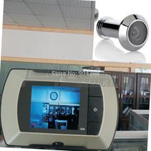 "1pcs 2,4 ""Visor Wireless Monitor LCD Puerta Visual Mirilla Mirilla cámara de vídeo YKS(China (Mainland))"