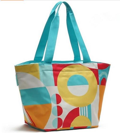 Free Shipping 2014 hot new Foreign trade outside the single shopping bag waterproof beach bag shoulder bags handbags handbag(China (Mainland))