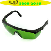 2pcs/lot laser glasses safety goggles for red laser / blue & violet laser pointers 190nm-450nm/635-660nm/1064nm IR lasers