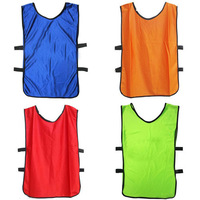 team shirts Grouping vest Training vest Soccer Jerseys Distinguish Grouping players