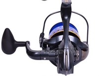 No.1 Quality&service By EMS wholesale high quality  HX1000 156g 11+1BB 4.9:1  spinning fishing reel