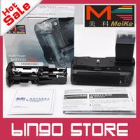 Excellent quality!Original MeiKe MK-550D BG-E8 Battery Grip Holder for Canon EOS 550d 600d 650d 700d T5i T4i T3i T2i+Retail Box!