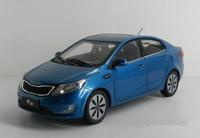 Alloy 1:18 Limited edition Kia K2 car models