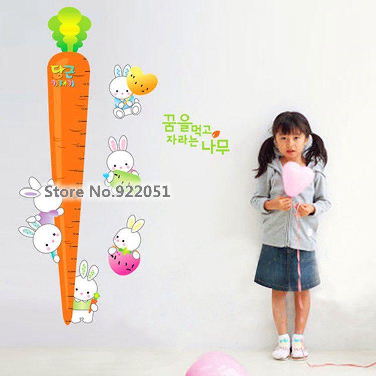 и морковь рост схема