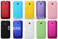 For Moto E Matte Hard Case,New Rubber Hard Back Cover Case For Motorola Moto E