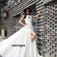 2014 New Fashion High Quality Summer XXS ~ 6XL Floor-length Chiffon Women Full Plus Size Maxi Long Beach Cover Up Dresses