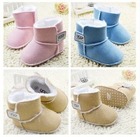 Baby booties baby girl and boy winter shoes Hot selling kids first walker shoes kids sneakers Free shipping