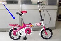 Kids bike stroller child folding giant student car bicycle