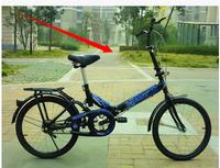 20 folding bicycle folding bike women's men's student child car shock absorption car