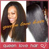 Unprocessed human hair italian yaki full lace wig /lace front wig150 density #1b virgin hair glueless wig for black women