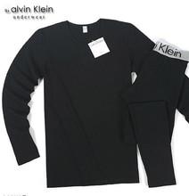 2015 new men brand pijamsa  sleepwear long johns men winter pajamas men Cotton O-neck undershirt thermal keep Warm legging(China (Mainland))