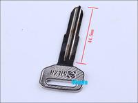 DH4R blank key.Brass key.italy silza blank key