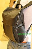 Backpacks Fashion male genuine leather backpack bag travel bag men backpack college students school bag  mochila couro feminina