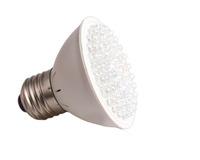 Red Blue 60 LED Bulb Energy Saving Hydroponic Plant Grow Light Lamp New