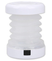 free shipping 5 LED Waterproof Scalable Mini Tent Light Outdoor Camping Lantern White