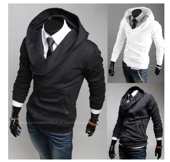2014 yeni sıcak yüksek yaka erkek ceketleri erkek kazak toz mont