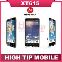 Original Unlocked Motorola XT615 Android mobile Phone 8.0MP Camera Bluetooth Wifi GPS Refurbished Freeshipping