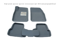 Car foot mat for  SKODA Rapid step mat, auto foot mat, free shipping,  new three colors car floor  mat