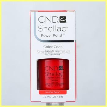 2014 новые цвета CND shellace красоты по уходу за кожей ( 4 шт./лот ) высокое качество CND ногтей гель для ногтей, высокая блеск для губ, здоровье, экологичные