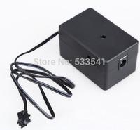 New Black 12V Car Cigarette Lighter Driving Adapter Splitter Connector
