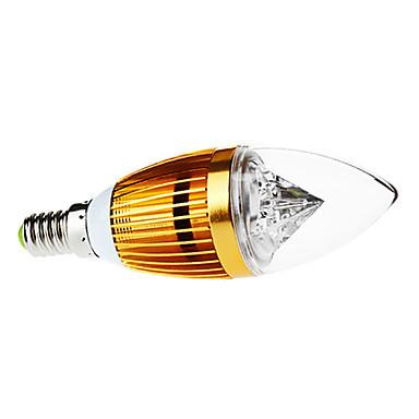 6pcs/lot Dimmable E14 LED Candle Light Lamp Bulb 4w AC110/220V Warm white/white Free Shipping(China (Mainland))
