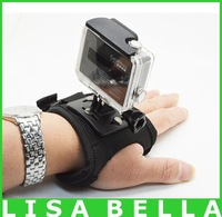 GoPro trumpet the palm of your hand Glove fixed bracket GoPro accessories
