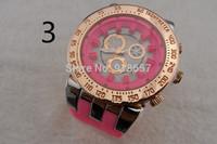 Wholesale New Arrival 2014 Fashion Women Watches Famous Brand Mulco Watches Rubber Casual Sport Watches Men Quartz 10 Color