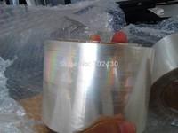 order 2 rolls hot stamped Australia kangaroo hologram overlays