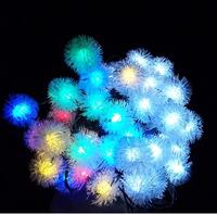 White multicolor Outdoor Yellow Solar Led String Fairy Light Christmas String Lights Party Lights Solar Garden Lights