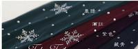 2014 new arrivals beautiful transparent snowflake rhinestone hot rhinestone paste stockings pantyhose 1pcs/lot