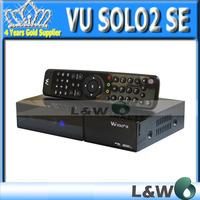 Vu Solo 2 SE tTwin Tuner Decoder Dvb-s2 Tuner STB Vu Solo2 Mini New Model hd Linux OS Digital Satellite Tv Receiver