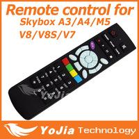 1pc Remote Control  for Original S-V8 V7 Skybox V8 V7 V6 A3 A4 A5 M5 Openbox V8S satellite receiver free shipping post