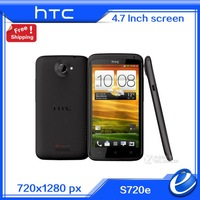 """Original HTC ONE X S720e  32gb one s z520e Unlocked mobile phone Android 4.0 3G 8MP 4.7"""" IPS smartphone Refurbished"""