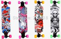 41 inch 9 level ship/boat type maple skateboard,longboard,Highway skateboard ,streetsurfing penny skateboard,best quality