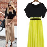 plus sizes women apparel, plus size long summer dresses, vestido plus size 4xl, plus size long sleeve maxi dress,