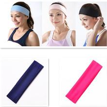 popular pink sports headband