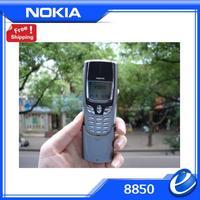 8850 Unlocked Original Nokia 8850 Cell Phone Russian language Good quality refurbished free shipping