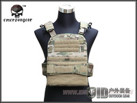 Cordura Multicam EMERSON CP Style Adaptive Vest Heavy Version Airsoft Painball Military Army Combat Gear EM7397
