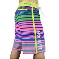 Wholesale New 2014 Shorts Surf Boardshorts Swim Men Bermuda Beach Shorts Elastic