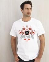 Newest T Shirt Novel Men Latest Print MMA Tees Tops  Size S- XXL Casual Short Sleeve Sport Clothes
